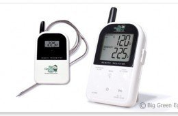 Big Green Egg Dual Wireless Remote Thermometer Et732