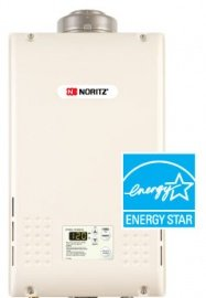 Noritz Residential Tankless Water Heater 7.1 GPM NR71-OD NR71-SV-DVC_NG