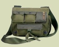 Olive Drab Venturer Survivor Shoulder Bag