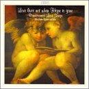 Love Lives Not When Hope Is Gone: Renaissance Love