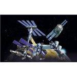 Heller International Space Station Model Kit 1:125 (International Space Station Model compare prices)