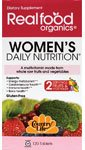 Realfood Organics Women'S Daily Nutrition 120 Tabs - Country Life