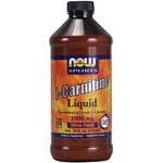 Now Foods L-Carnitine Liquid