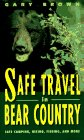 Safe Travel in Bear Country  Pb
