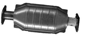 Direct-Fit Catalytic Converter Non C.A.R.B. Compliant AB Catalytic 0201