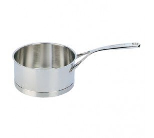 Demeyere Atlantis 1.6 Quart Saucepan With Lid