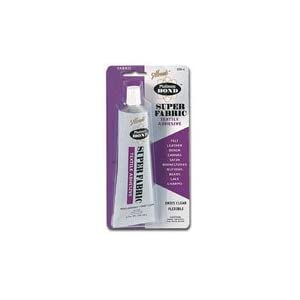 Aleene's Platinum Bond Adhesive Super Fabric 2 oz