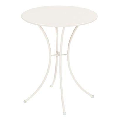 Pigalle Tisch weiß ø 60 cm, h 72 cm jetzt bestellen