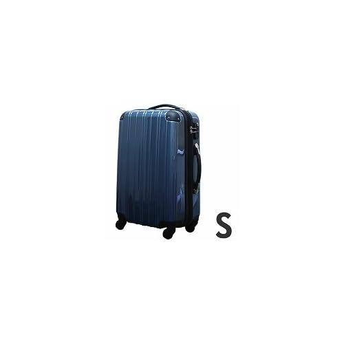 [トラベルギア] Travel Gear TSAファスナー四輪鏡面6230 S 8031 64492 オーシャンブルー