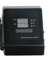Tengchang 8 in 1 Digital Heat Press Transfer Sublimation Machine control box