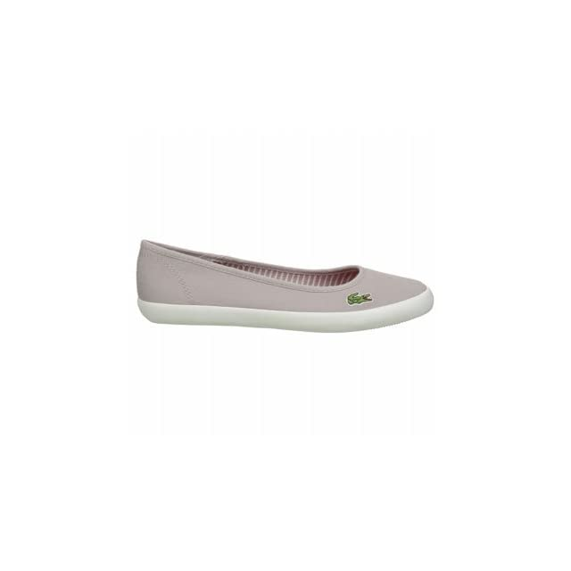 52143aa6f28b Lacoste Marthe Frs Spw Cnv Flats Womens Shoes on PopScreen