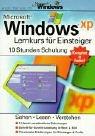 echange, troc Bert Hartmann - Windows XP. Lernkurs für Einsteiger.