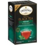 Twinings Pure Mint Black Tea (3X20 Bags)