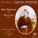Cello Music of David Popper
