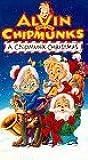 A Chipmunk Christmas [VHS]