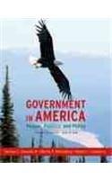 Government in America: People, Politics, and Policy, Books a la Carte Plus MyPoliSciLab (14th Edition)