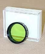 """Meade - #11 Yellow-Green 1.25"""" Series 4000 Color Filter"""