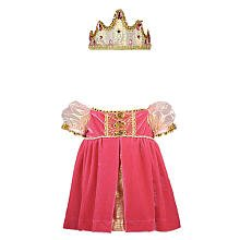 FAO Schwarz The Muppets Whatnot Workshop - Princess Outfit w/ Crown