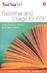 Test Your Grammar & Usage for FCE NE