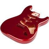 Fender Stratocaster Body (Vintage Bridge) - Candy Apple Red