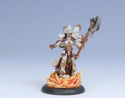 Warmachine Protectorate Epic Warcaster Feora