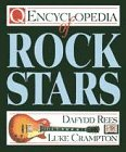 Encyclopedia of Rock Stars (Encyclopaedia of) (0751303933) by Rees, Dafydd