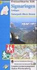 Sigmaringen. Naturpark Obere Donau 1 : 50 000: Rad- und Wanderkarte Picture