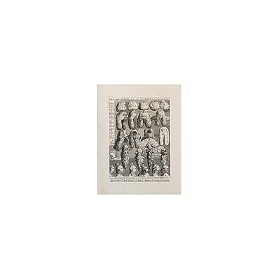 Greetings Card: 'Perriwigs' by William Hogarth