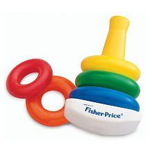 Fisher Price Stacking front-926212