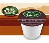 Green Mountain BREAKFAST BLEND 120 K-Cups for Keurig Brewers
