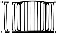 Dream Baby Hallway Security Gate Combo - Black
