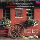 ドヴォルザーク:弦楽四重奏曲第12番「アメリカ」他