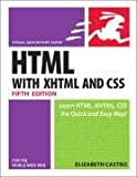 HTML for the World Wide Web with XHTML and CSS: Visual Quickstart Guide (032142333X) by Castro, Elizabeth