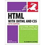 HTML for the World Wide Web with XHTML and CSS: Visual Quickstart Guideby Elizabeth Castro