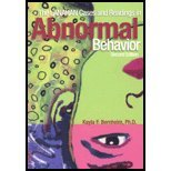 img - for The Lanahan Cases and Readings in Abnormal Behavior book / textbook / text book