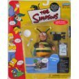 The Simpsons World of Springfield Bumblebee Man