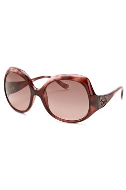 Fashion Sunglasses Purple Havana Purple Gradient