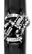 Pain Is Pleasure - Leather Strap - Authentic UL13 Alchemy Bracelet