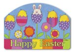 Easter Garden Yard Sign