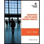 img - for Employment Law for Human Resource Practice by Walsh, David J.. (Cengage Learning,2012) [Hardcover] 4th Edition book / textbook / text book