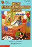 Kristy for President (Baby-Sitters Club)