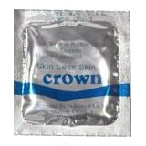 24 Okamoto Crown Condoms, World Famous Super Thin and Sensitive Condom, for Extra Sensation