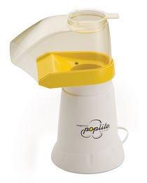 New - Poplite Hot Air Corn Popper By Presto - 4820