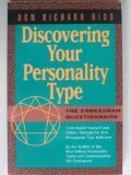DISCOVER YOUR PERSON TYPE PA (0395611571) by Riso, Don Richard