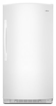 Whirlpool 20.1 Cu. Ft. Upright Freezer (Color: White) ENERGY STAR EV200NZTQ