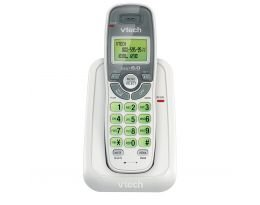 New Vtech CS6114 DECT6.0 Call Waiting Caller ID Phone With Backlit Keypad&Display Interference Free