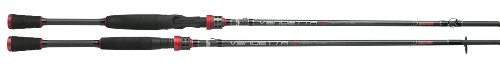 Abu Garcia 1-Piece Vendetta Series Spinning Rod, 6-Feet 6-Inch, Medium
