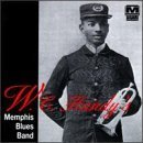 "Featured recording ""W.C. Handy Memphis Blues Band"""