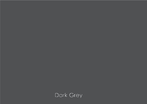 "12"" X 10 Ft Roll Of Matte Oracal 631 Dark Grey Repositionable Adhesive-Backed Vinyl For Craft Cutters, Punches And Vinyl Sign Cutters By Vinylxsticker front-746764"