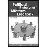 img - for Political Behavior of the American Electorate and 2007 Midterm Election Supplement book / textbook / text book